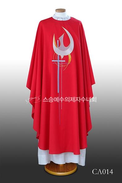 제의 - 홍색 CA014(red)
