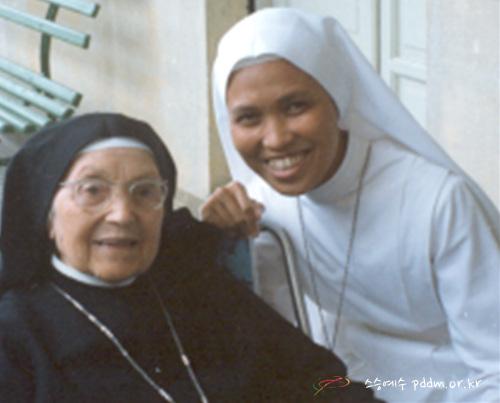 사랑하는 마리아 알리나 수녀에게(로마, 1979년 성탄)
