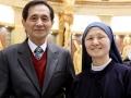 수원교구 교구 설정 50주년 기념가 발표 - 출처 : 가톨릭신문