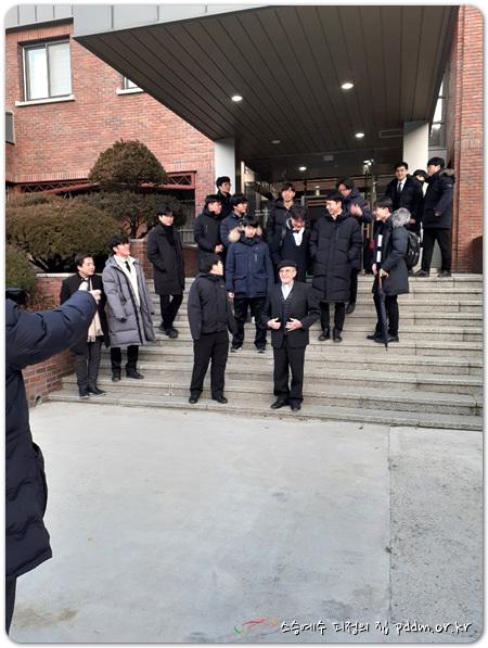 2020년 서울·의정부 교구 예비 부제님들 피정이 끝났습니다!!
